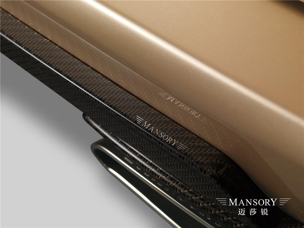 商界黑马,Mansory迈莎锐高调进驻中国商务车市场  电话:400-168-8588