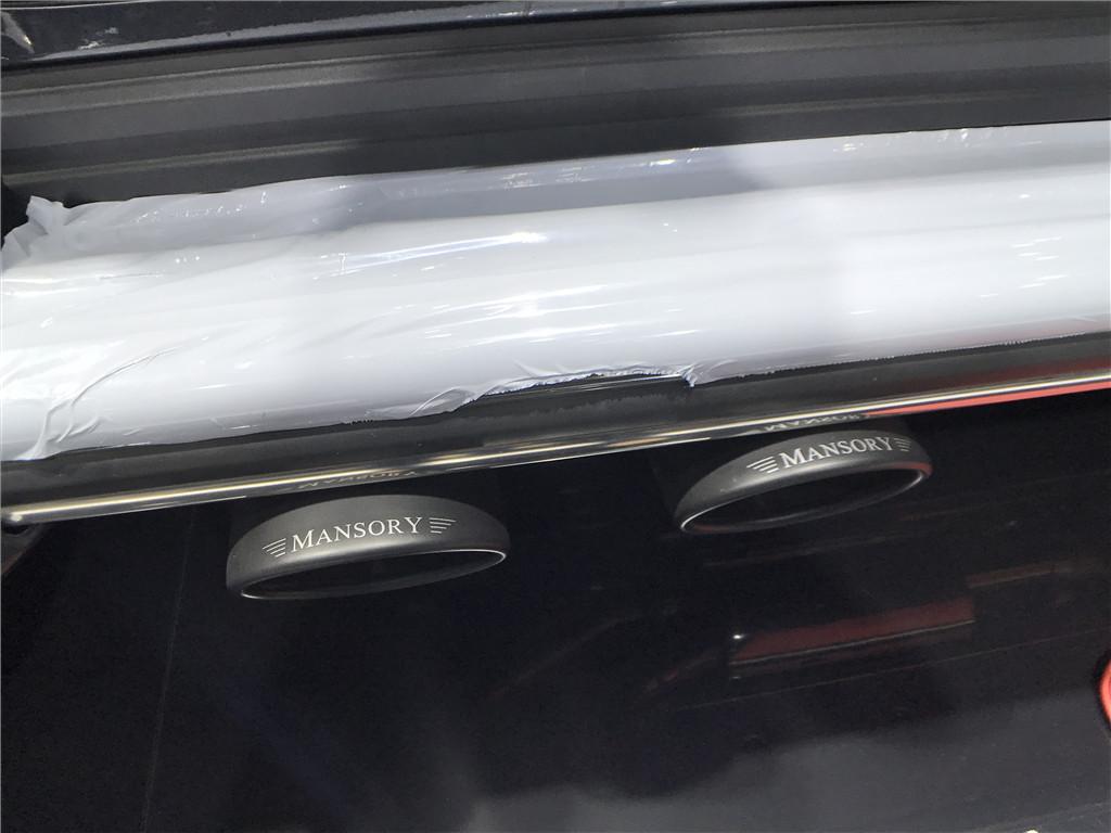 MANSORY迈莎锐限量定制G63,全身红丝碳纤惊艳上市,定制专线:15088779054