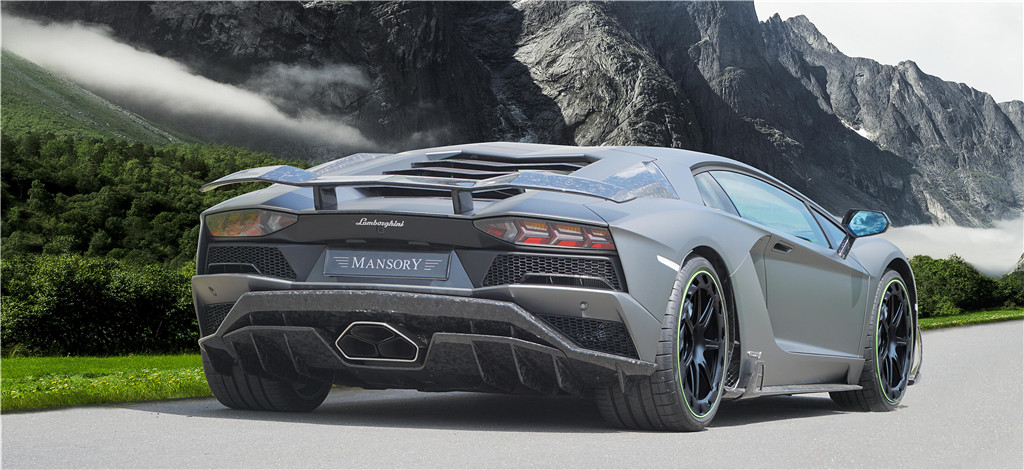 Mansory迈莎锐定制优雅的兰博基尼兰博基尼Aventador S,定制专线:15088779054